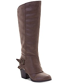 American Rag Emilee Wide-Calf Boots, Created For Macy's
