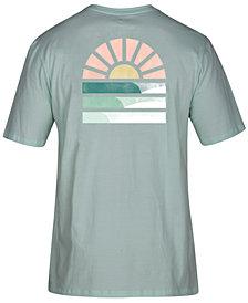 Hurley Men's Sunset Graphic T-Shirt