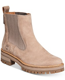 Timberland Women's Courmayeur Valley Chelsea Boots