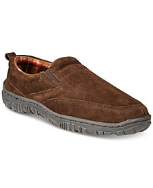 Clarks Men's Suede Slippers