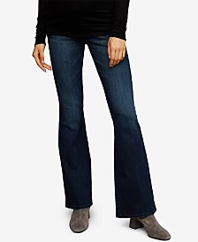 A Pea in the Pod Maternity Boot-Cut Jeans