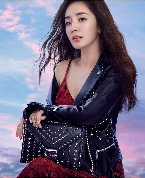 5e9f188399c3 Michael Kors X Yang Mi Large Whitney Shoulder Bag   Reviews ...