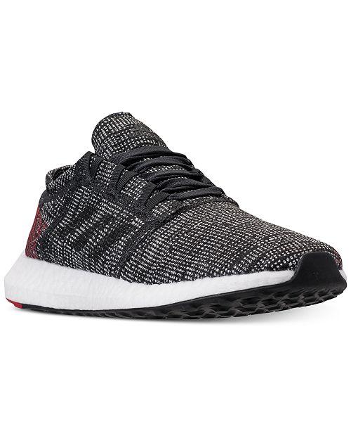 de0577a84b0d9 adidas Men s PureBOOST GO Running Sneakers from Finish Line ...