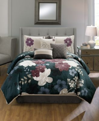 Sofina 7-Pc. King Comforter Set, Created for Macy's