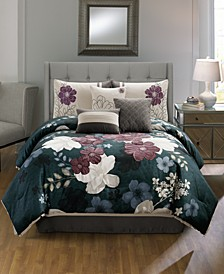 Sofina 7-Pc. King Comforter Set, Created for Macy's