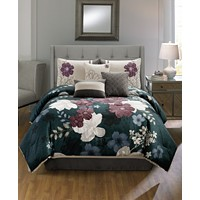 Hallmart Collectibles Sofina 7-Piece Full Comforter Set