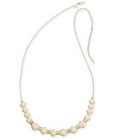 Thirty One  Bits Millie Scoop Necklace from The Workshop at Macy's
