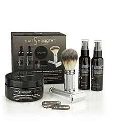 Premium Natural Complete Shaving System Kit