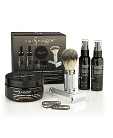 That's Smoooth Premium Natural Complete Shaving System from The Workshop at Macy's