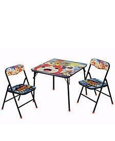 Yo Kai 3-Piece Table & Chair Set