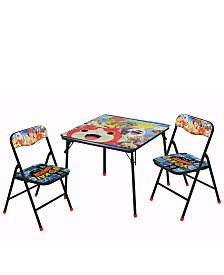 Yo Kai 3-Piece Table & Chair Set