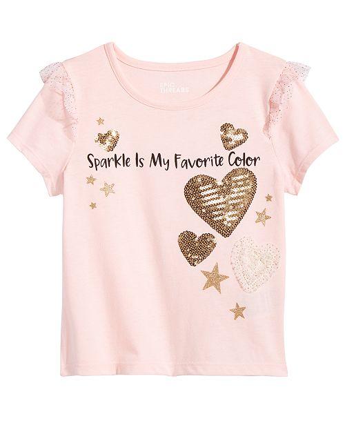 8315b275f682 ... Epic Threads Toddler Girls Sequin T-Shirt