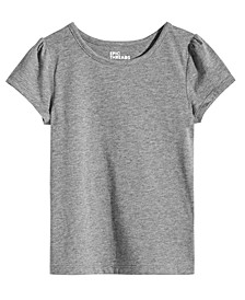 Toddler Girls Solid T-Shirt, Created for Macy's