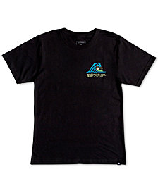 Quiksilver Big Boys Quik-Start Graphic Cotton T-Shirt