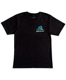 Quiksilver Big Boys Quik-Start Graphic Cotton T-Shirt