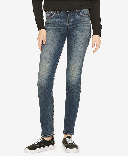 da1ea7535c Avery Curvy Slim-Leg Jeans