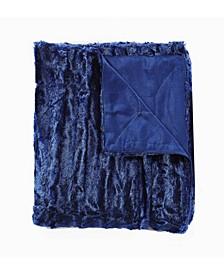 Faux Fur Blanket Medium Pile - Full Queen