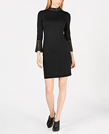 Calvin Klein Petite Embellished Dress