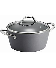 Tramontina Gourmet Slate Gray 5 Qt. Dutch Oven