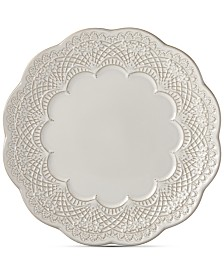 Lenox Chelse Muse Scallop Accent Plate