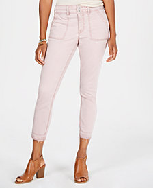 Style & Co Released-Hem Skinny Pants, Created for Macy's