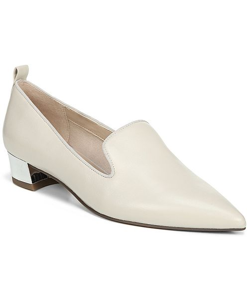 03af26a8b1f Franco Sarto Vianna Pointed-Toe Loafers   Reviews - Flats - Shoes ...