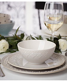 Lenox Chelse Muse Fleur Dinnerware Collection