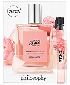 Receive a Free Amazing Grace Ballet Rose VOC with any Skincare Device purchase