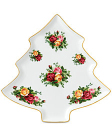 Royal Albert Old Country Roses Tree Tray