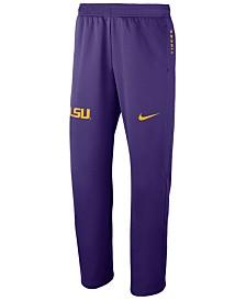 Nike Men's LSU Tigers Therma-Fit Pants