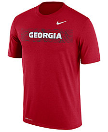 Nike Men's Georgia Bulldogs Legend Staff Sideline T-Shirt