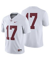 c599289ce Nike Men's Alabama Crimson Tide Football Replica Game Jersey