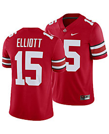 Nike Men's Ezekiel Elliott Ohio State Buckeyes Player Game Jersey