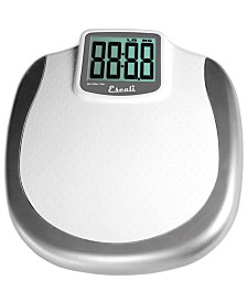 Extra Large Display Bathroom Scale, 440lb