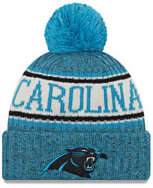 New Era Carolina Panthers Sport Knit Hat