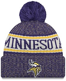 Minnesota Vikings Sport Knit Hat