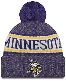 New Era Minnesota Vikings Sport Knit Hat
