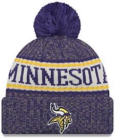 New Era Minnesota Vikings Sport Knit Hat