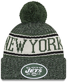 New Era New York Jets Sport Knit Hat