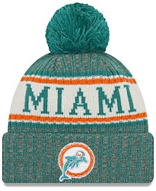 New Era Miami Dolphins Sport Knit Hat