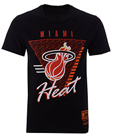 Mitchell & Ness Men's Miami Heat Final Seconds T-Shirt
