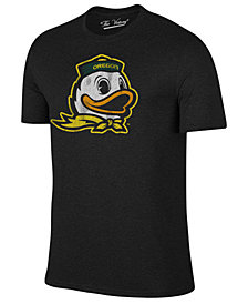 Retro Brand Men's Oregon Ducks Alt Logo Dual Blend T-Shirt