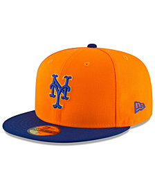 New Era Boys' New York Mets Players Weekend 59FIFTY FITTED Cap