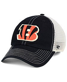 '47 Brand Cincinnati Bengals Canyon Mesh CLEAN UP Cap