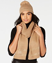f78c683cd6d MICHAEL Michael Kors 2-Pc. Studded Hat   Scarf Gift Set. Quickview. 4 colors