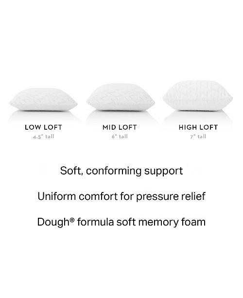 Malouf Z High Loft Firm Queen Dough Pillow Amp Reviews