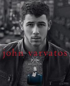 John Varvatos JVxNJ Men's Fragrance Collection