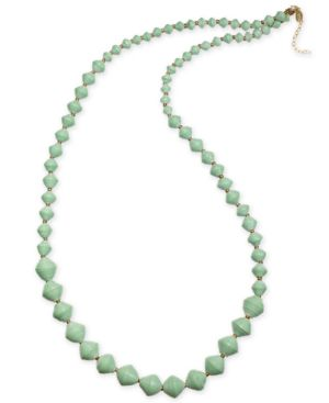 Image of Thirty One Bits Jolene Single Strand Necklace from The Workshop at Macy's