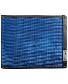 Tumi Men's Alpha Ballistic Nylon Wallet