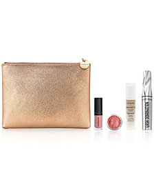 Receive a FREE 5-Pc. Beauty Gift with any $50 bareMinerals purchase